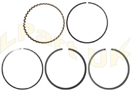 Piston Ring Set 2.25